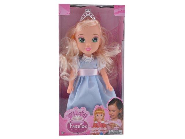 13 Inch Plastic Fashion Beautiful Princess Baby Doll Toy (10227194)