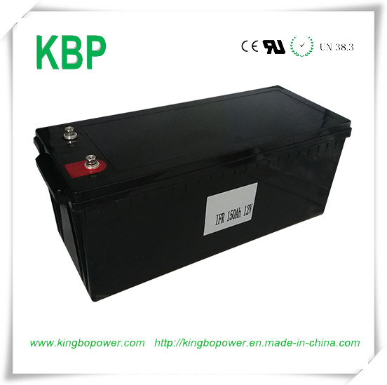 Custom EV Rechargeable 12V Lithium LiFePO4 Battery