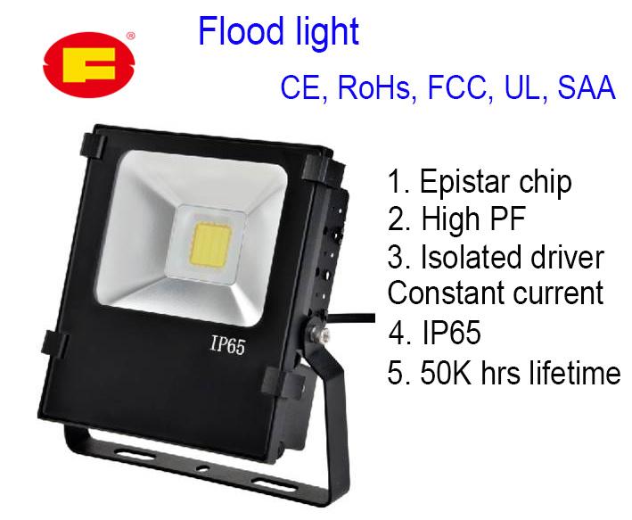 High Power LED Outdoor Flood Light