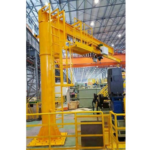 Customize 0.5~10 Ton 3~10m Span Monorail Chain Hoist Jib Crane