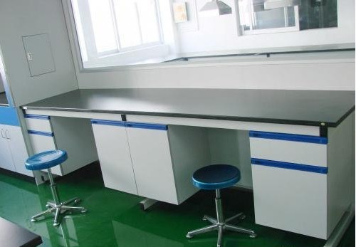 Chemical Resistant Laboratory HPL Worktops