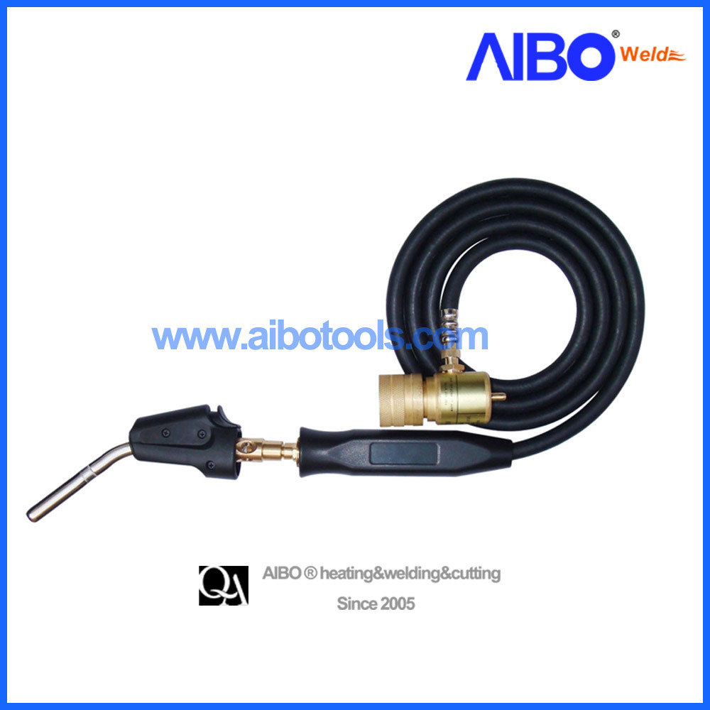 Swirl Flame Mapp Gas Torch with Hose for HAVC (SFT-3)