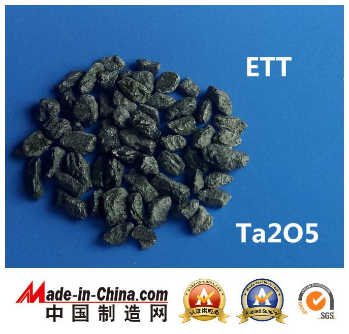 Ta2o5 Tantalic Oxide High Quality Evaporation Material
