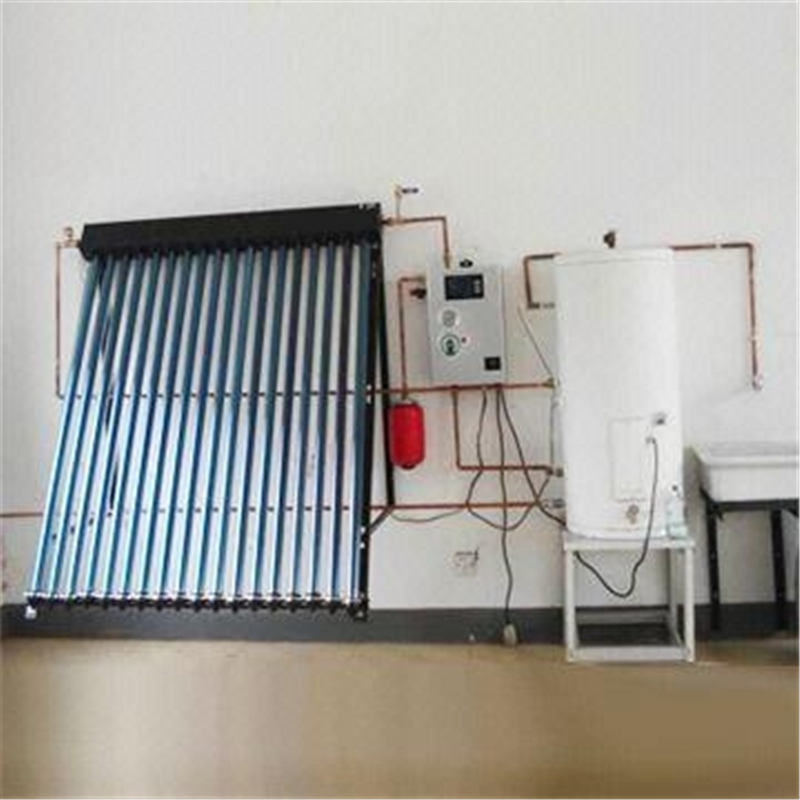 Split Pressurized Solar Energy Water Heater System