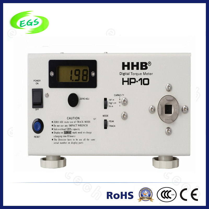 High Precision Digital Torque Meter Series with LED Display Screen (HP-10)
