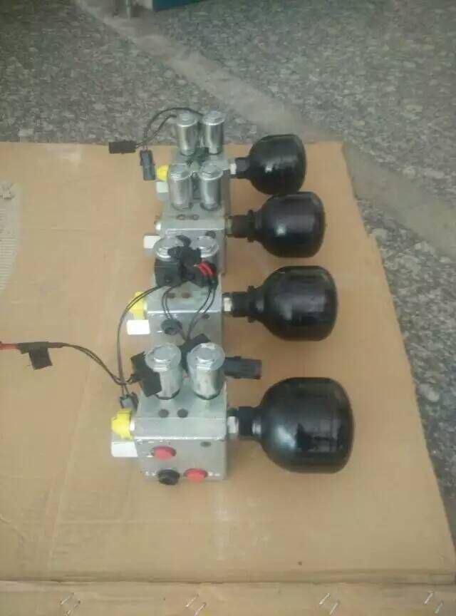 Sany Hydraulic Standard Engine Mini Accumulator for Excavator