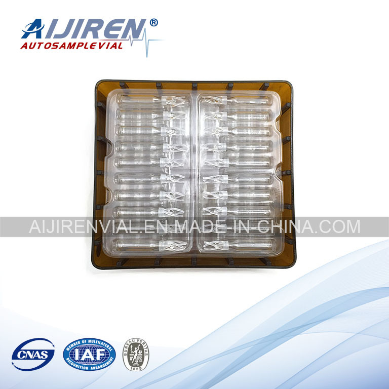 0.25 Ml Glass Micro-Inserts with PP Spring for Shimadzu Vials