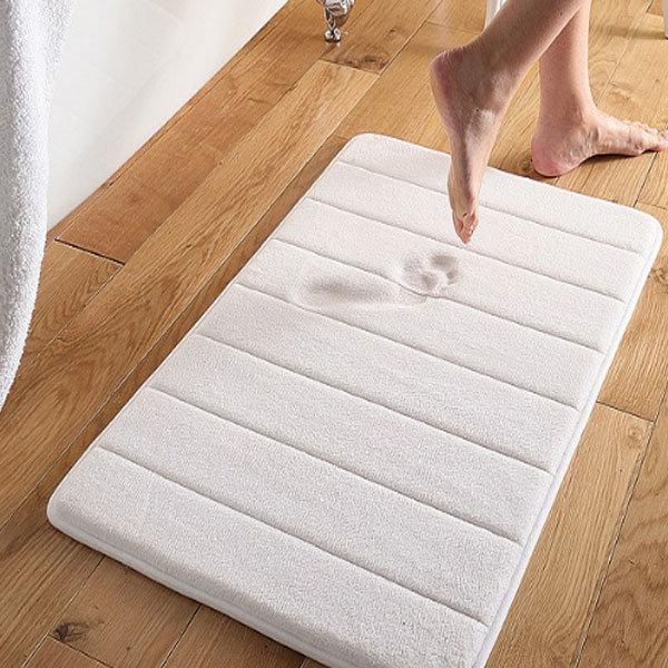 Anti-Slip Hotel/Home Use Towel Bath Mat (DPFT8060)