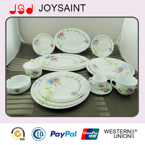 Opal Glass Dinnerware