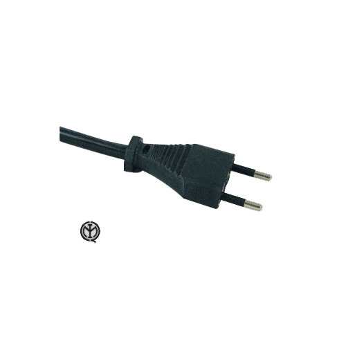10A Italy Standard 2-Pin Power Cord with Imq Approval (I2-10)