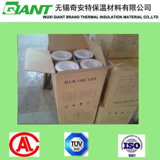 Pure Aluminium Foil Adhesive Tapes Rubber Resin Solvent Acrylic