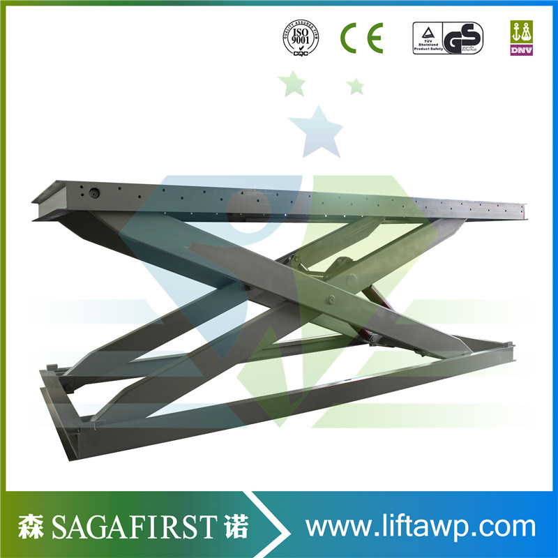1000kg 2500kg 3000kg Hydraulic Electric Scissor Lift Platform