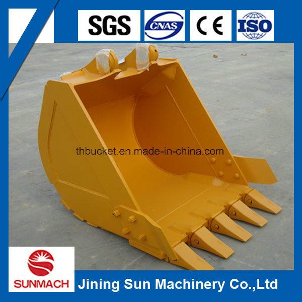Komastu PC210 Excavator Standard Bucket with Teeth