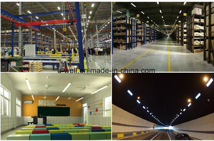 LED Linear Industrial Light for Warehouse Factory Used