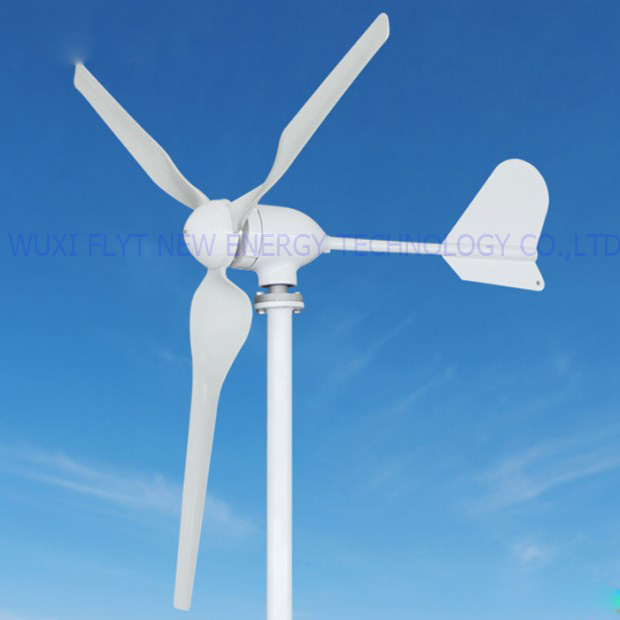 600W Windmill Generator for Streetlights and Monitoring System