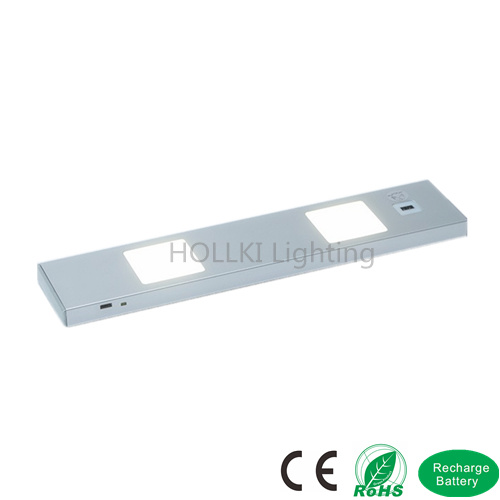 Sensor LED Inner Wardrobe or Kitchen Cabinet Light with Battery