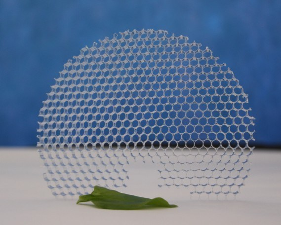 PC Honeycomb Round Shape (honeycomb panel)