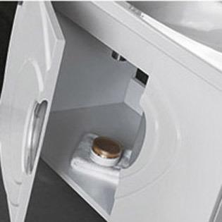 Bathroom Vanity Furniture Sanitary Ware with Side Cabinet