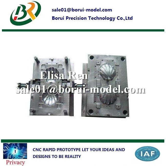 CNC Machine Rapid Prototype Molding Injection Mould