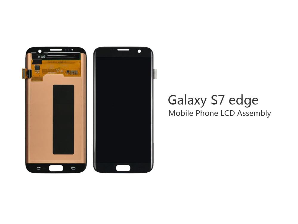 OEM or Original Quality Mobile Phone LCD Screen Display for Samsung S7 Edge
