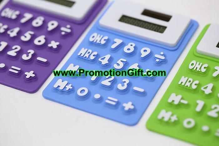 Flexible Silicone Calculator