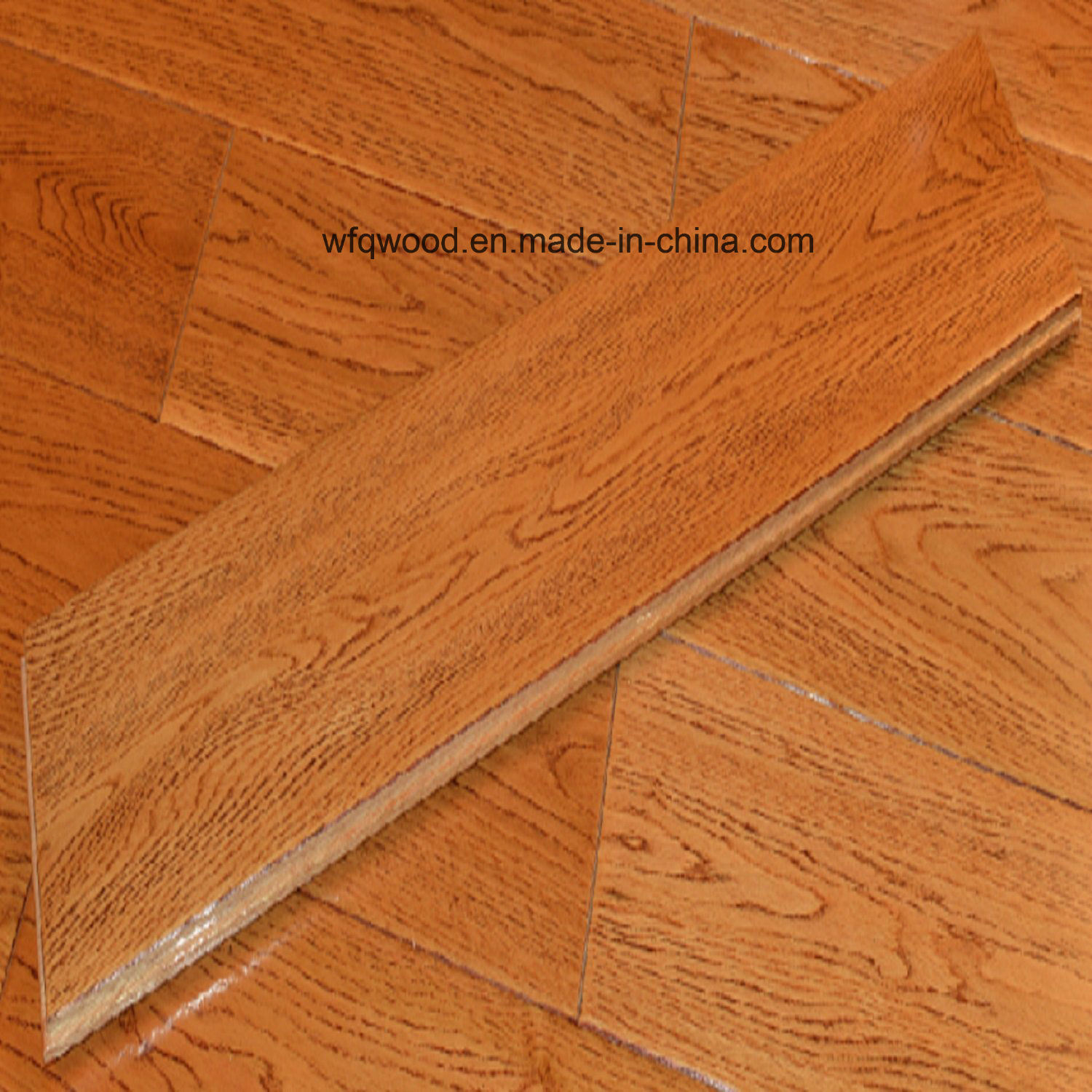 Small Size Laminated Wood Flooring