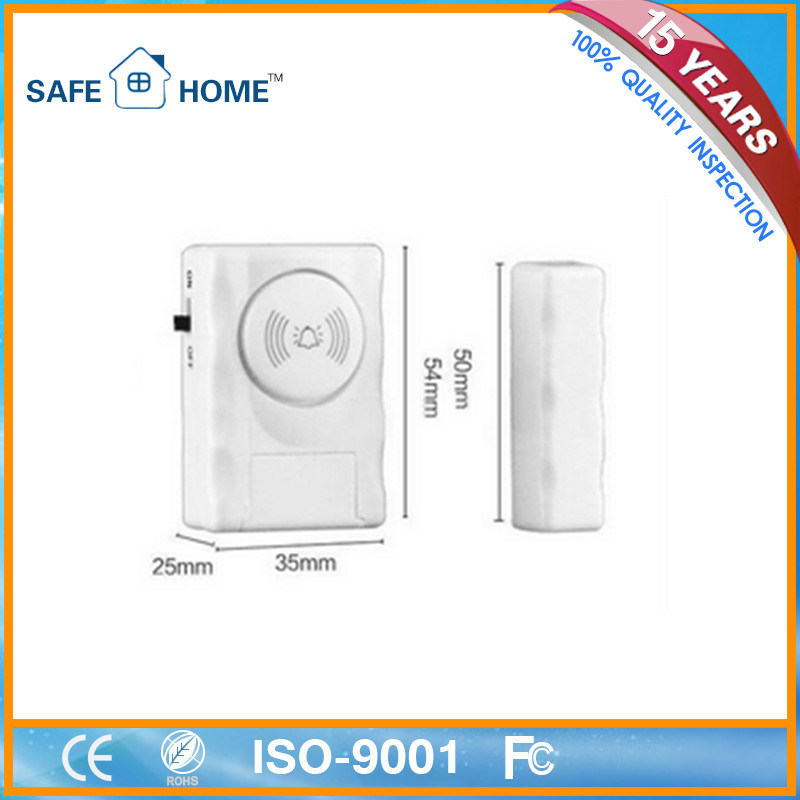 Independent Door Window Magnetic Contact Burglar Alarm