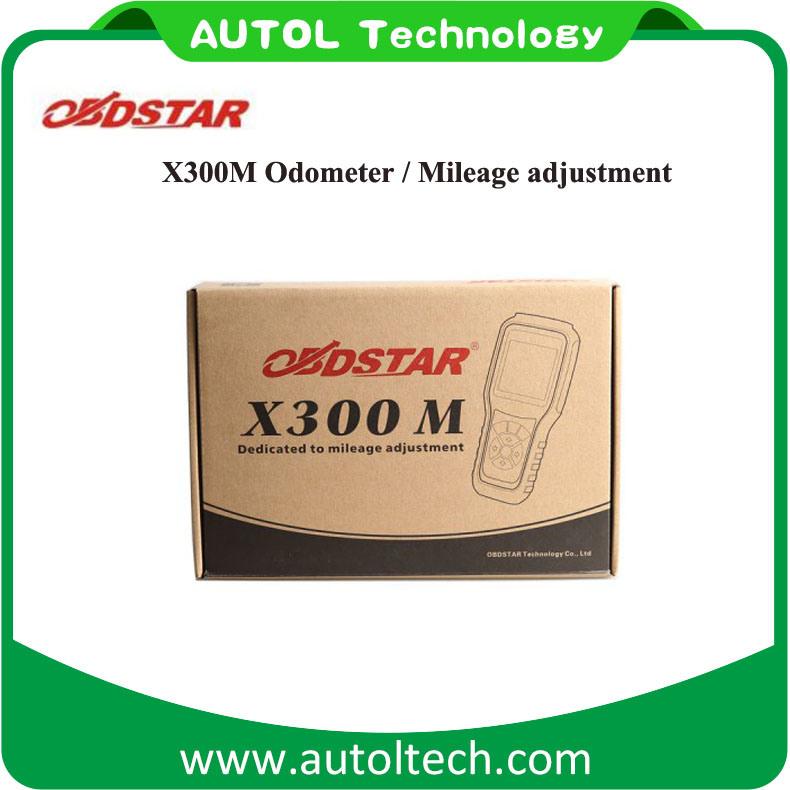 Original Obdii Mileage Adjustment Obdstar X300m Upgrade Online Odometer Adjustment