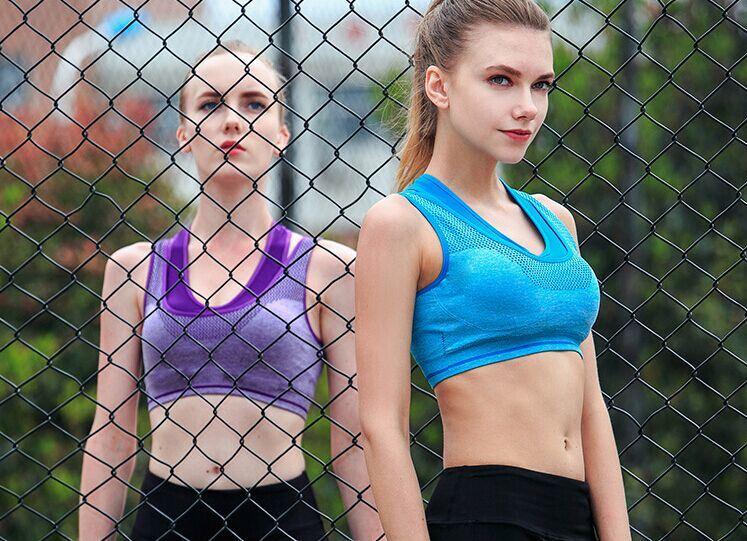 High Quality Women Lsport Yoga Bra/Fitness Wear Casual Yoga Bra