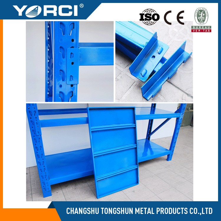 Warehouse Equipment--Light Duty Metal Steel Storage Racking System