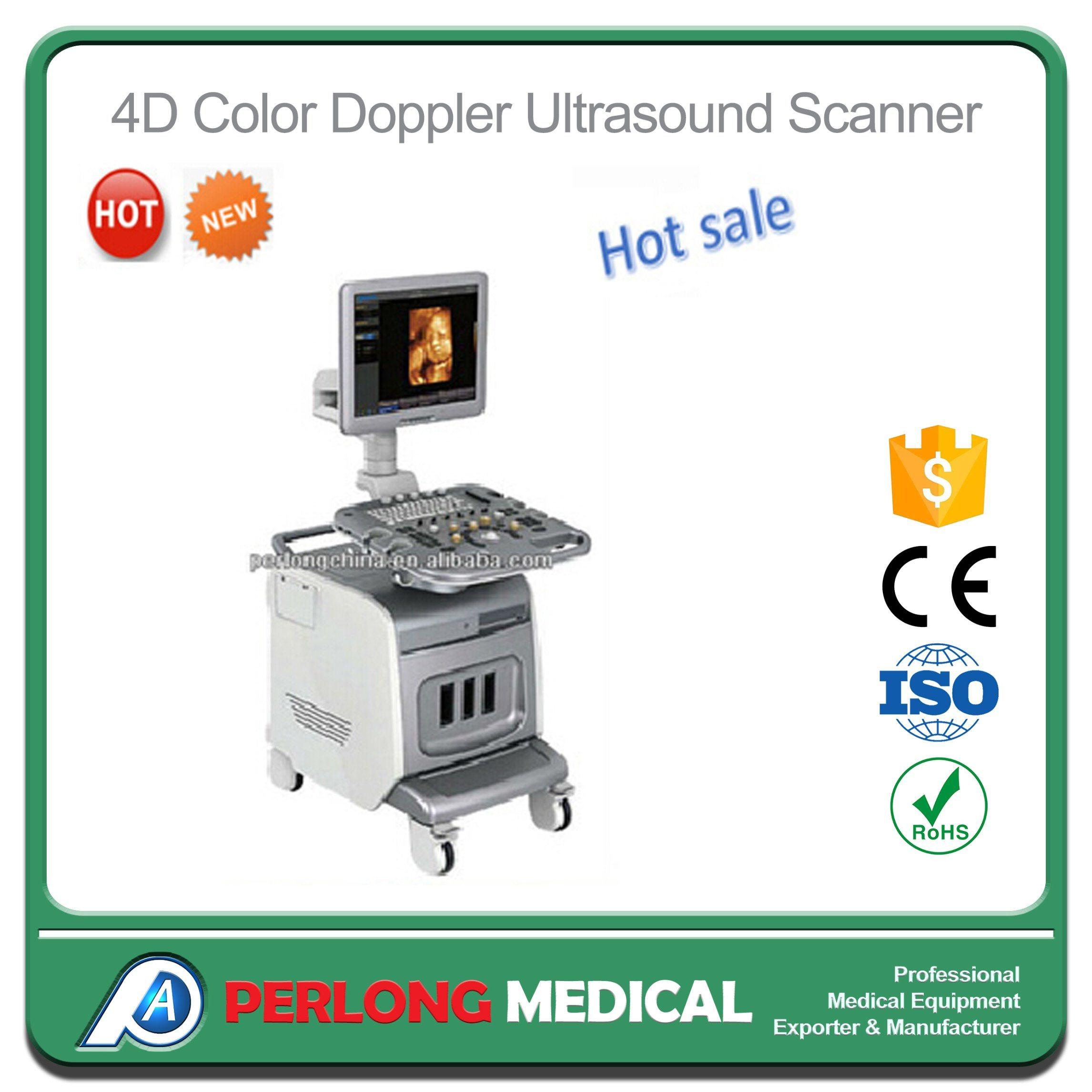 PT400 4D Color Doppler/Ultrasound Scanner