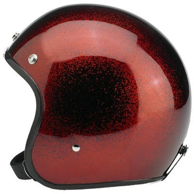 Newest Half- Face Motorcycle/Bike Helmet with Shining Shell, High Quality Cheap Price