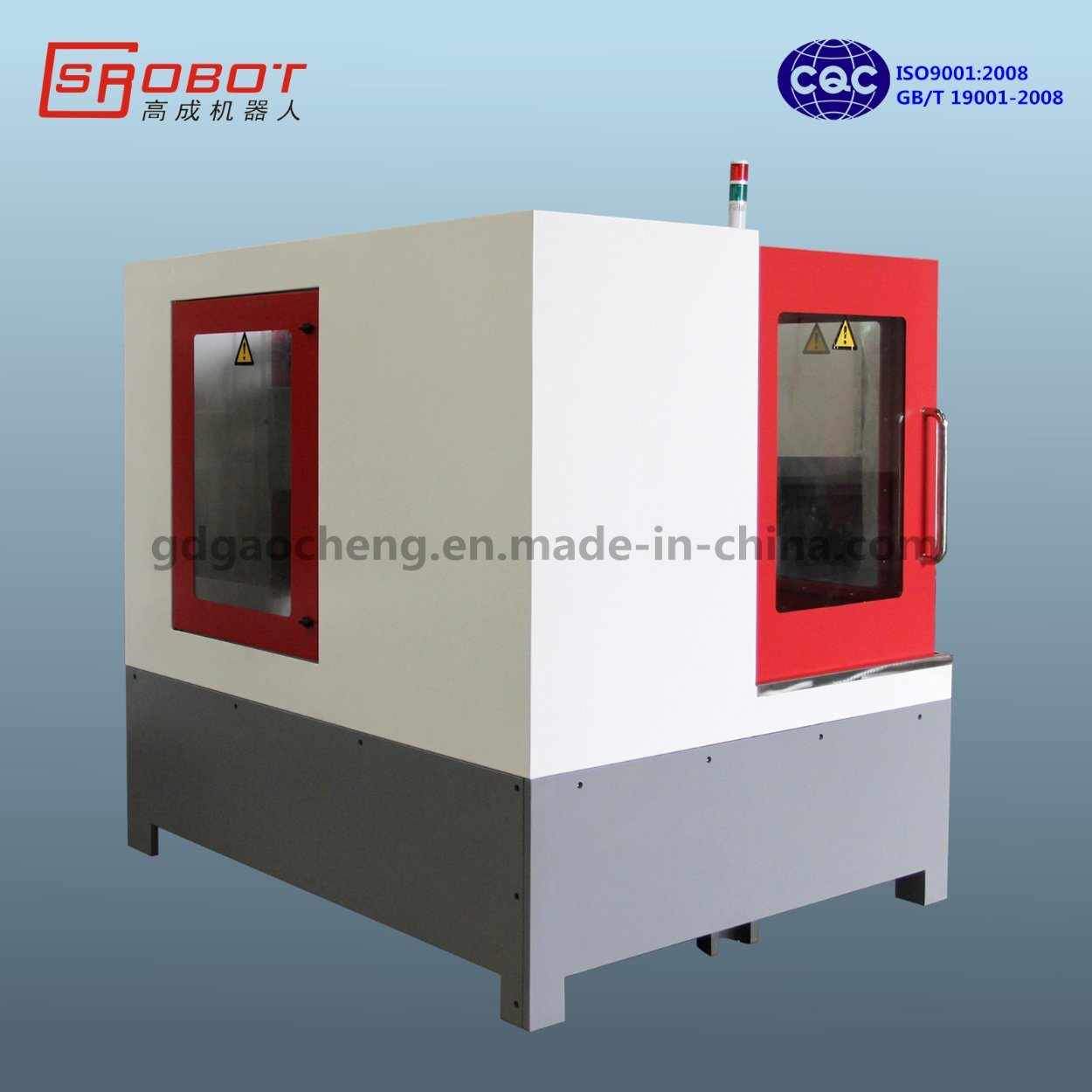 500 X 600mm High Speed CNC Engraving and Milling Machine GS-E650