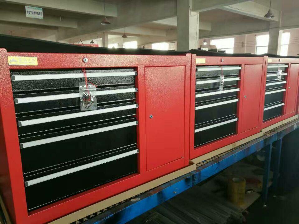 5 Drawers Professional Empty Heavy Duty Trolley -Fy21-1-Js37