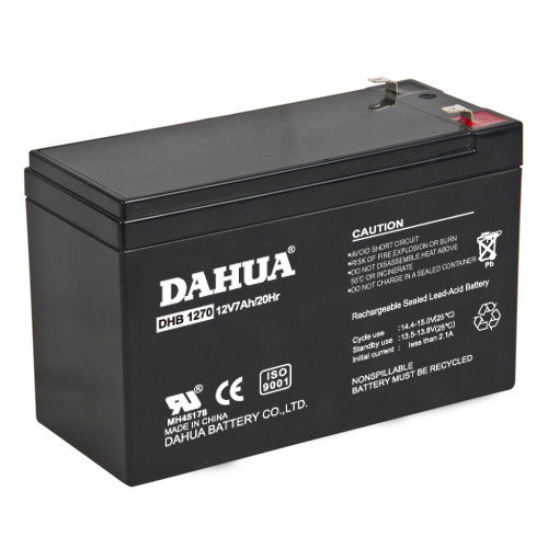 12V 7ah VRLA Sealed Lead Acid Maintenance Free UPS Battery