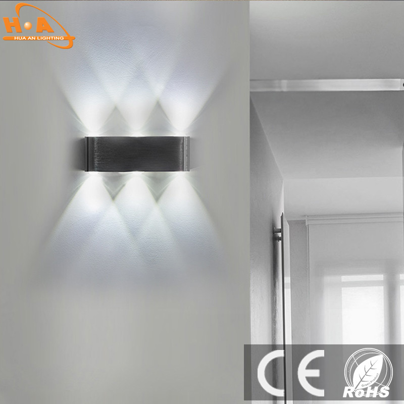 Wholesale Novelty RGB Lighting LED Wall Light Lamp
