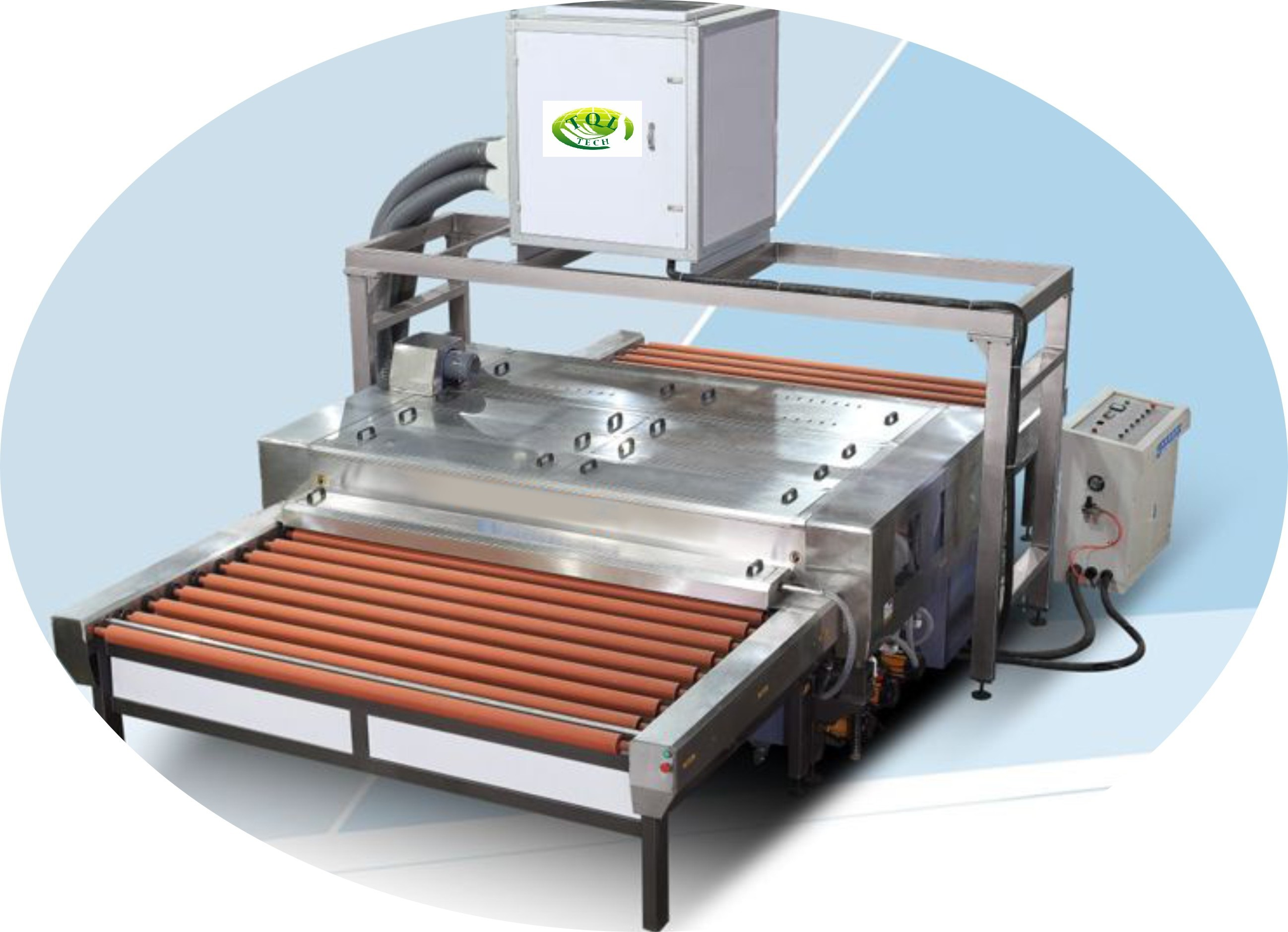 Glass Washing/Drying Machine