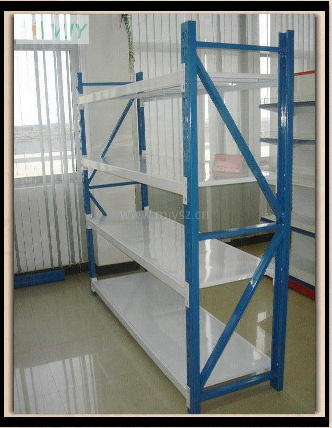 Warehouse Metal Storage Rack Shelving Shelf Mjy-Ws08