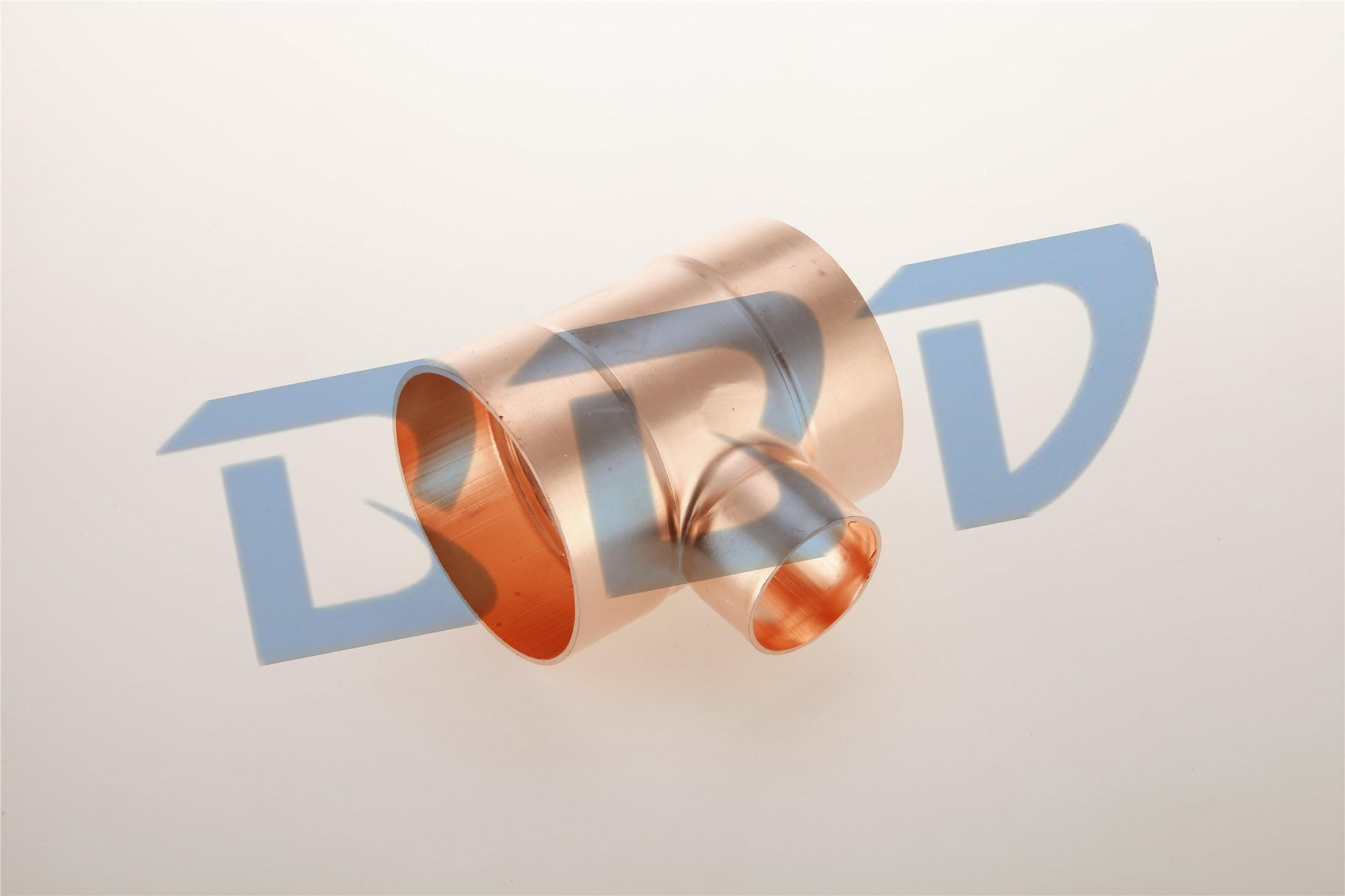 Copper Fitting Tee