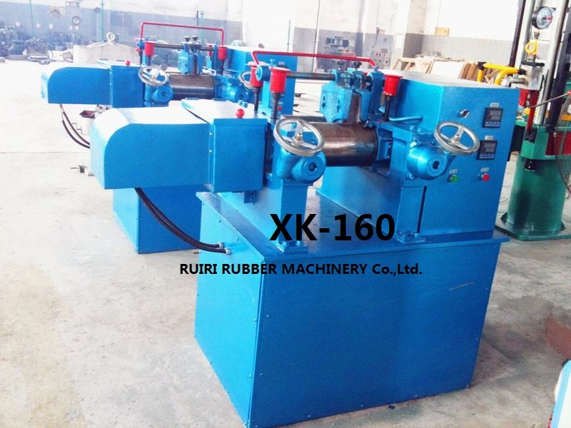 Xk-160two Roll Rubber Mixing Mill/Open Mixing Mill (CE&ISO9001)