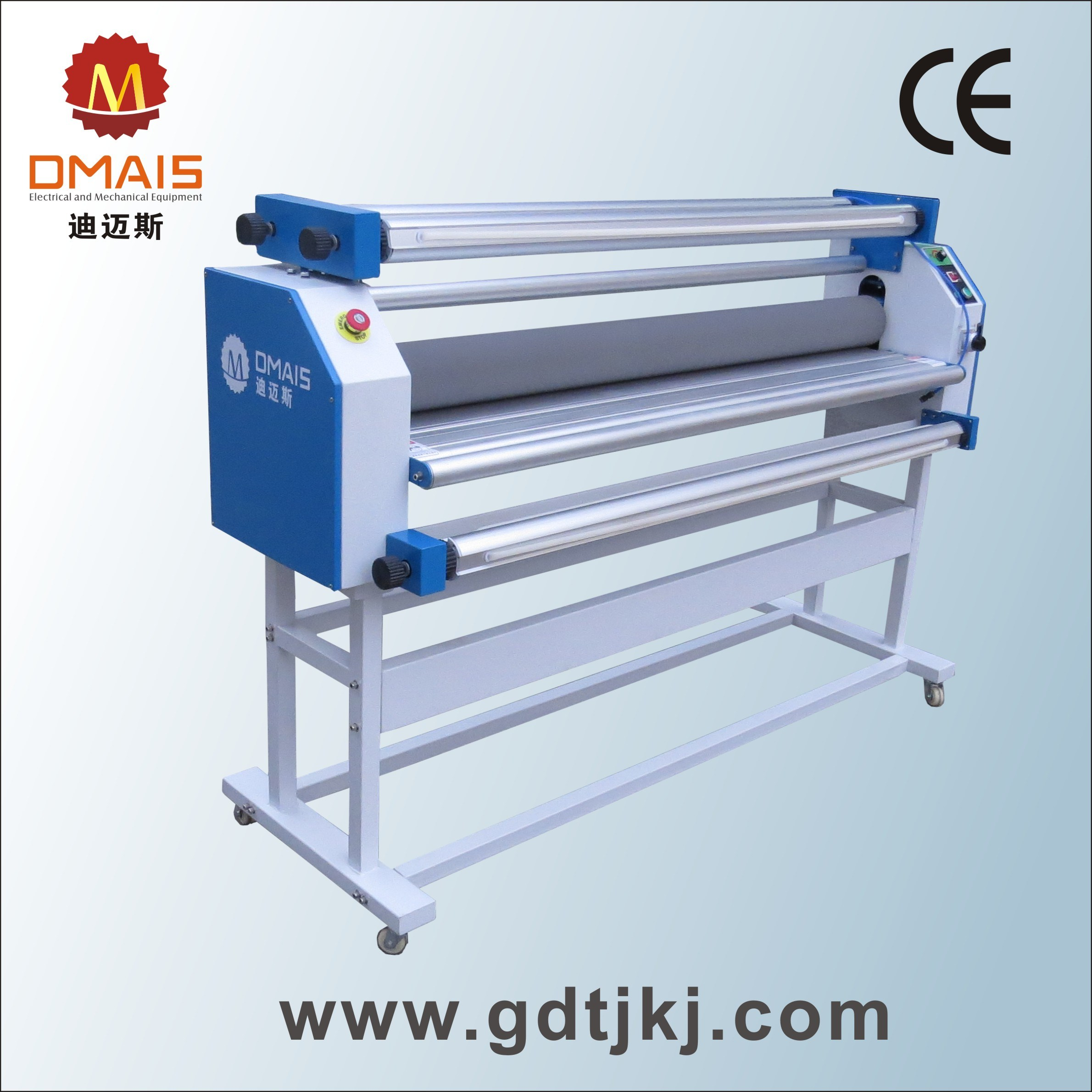 Dmais Series Full Automatic Laminator-Wide Format Laminating Machine