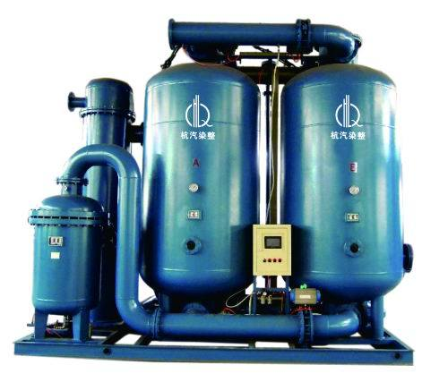 Compressed Air Preheating Regenerative Dryer