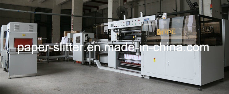 Cash Register Paper Printing Machine