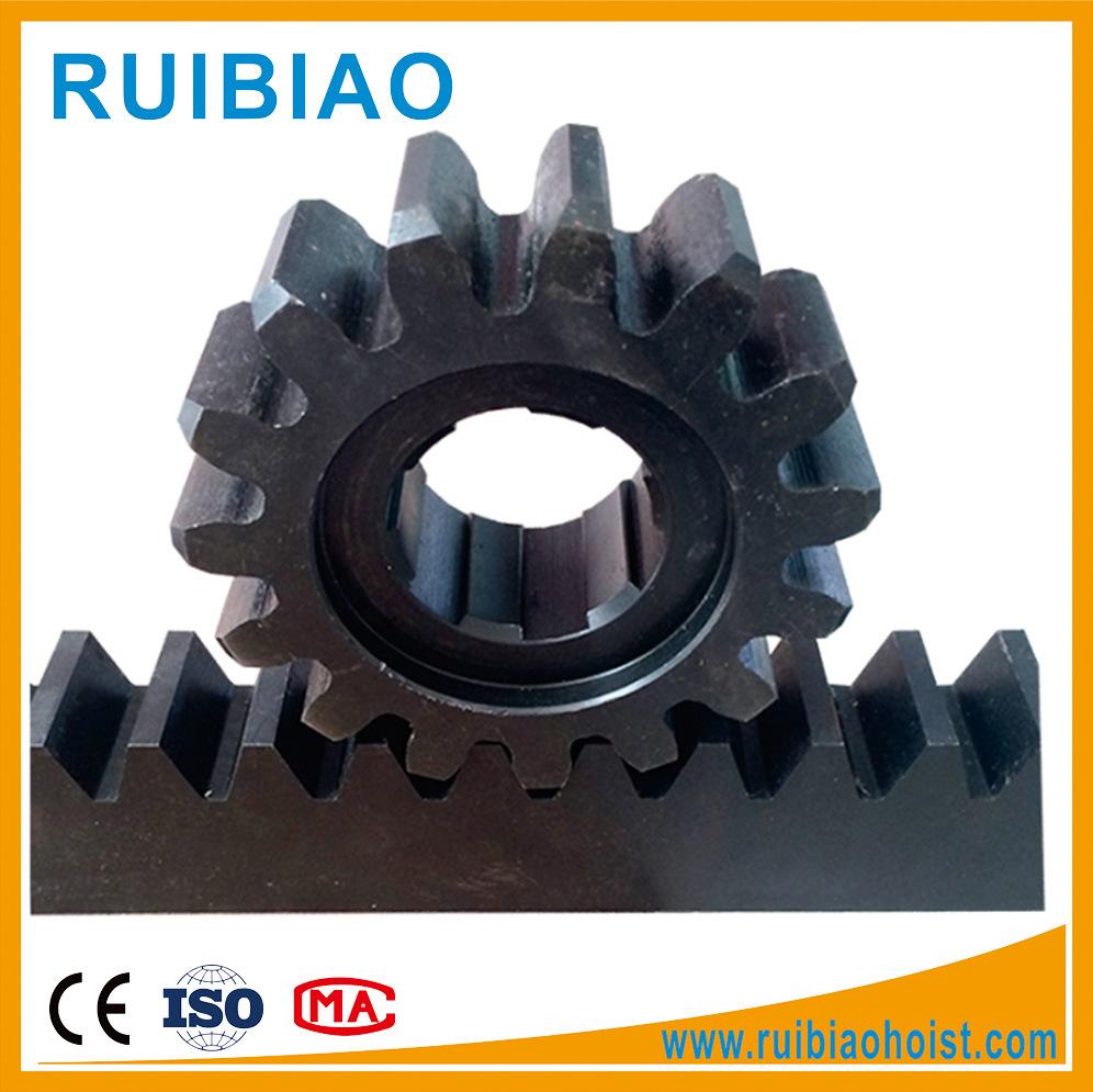Precisoin Custom Machining Steel Small Gear Rack and Pinion