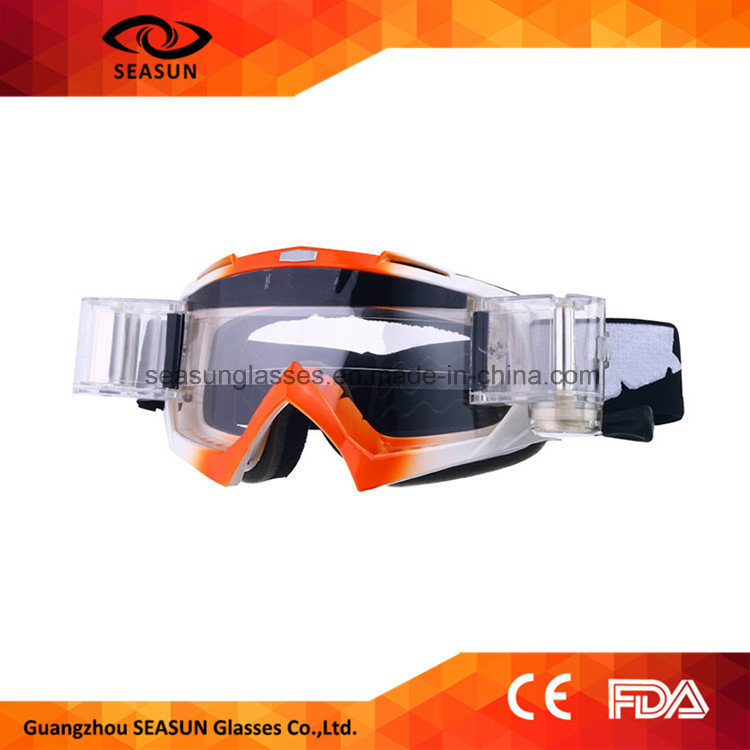 Factory Best Quality Windproof Motocross Gear UV Protective Mx Racing Motorbike Safety Motocross Goggles