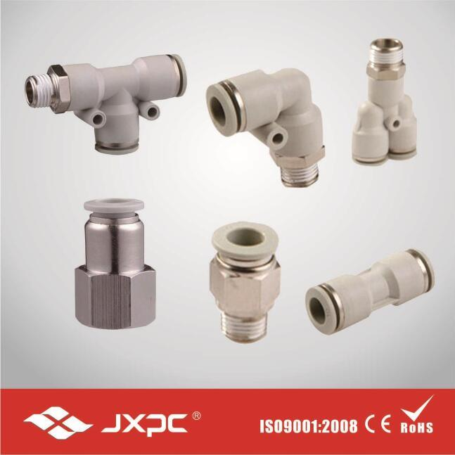 One Touch Pnemuatic Pipe Fitting Without O-Ring