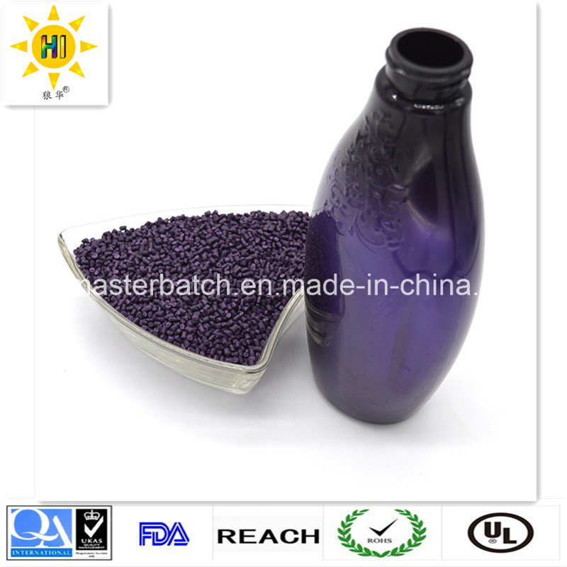 Color Masterbatch for Pet Bottle with Competitive Price