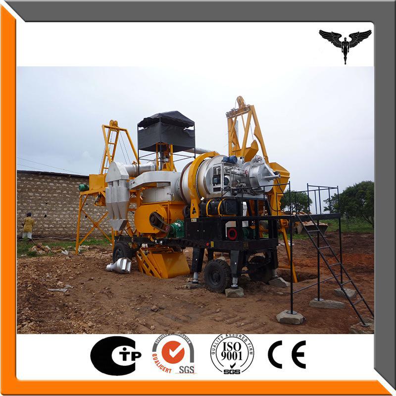 High Quality Low Consumption 40 T/H Asphalt Mixer