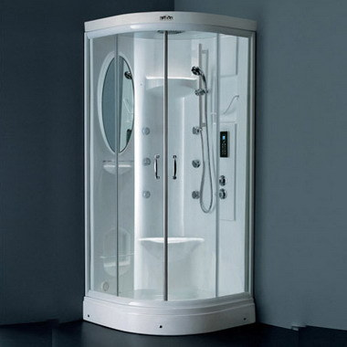 (K9717) Complete Sauna Steam Shower Room