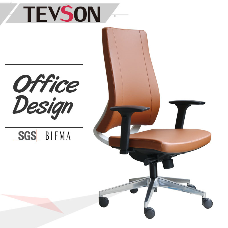 Modern and High Class Elastic Boss Leather Office Chair (DHS-B220)